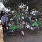 横田基地マラソン2019集合写真