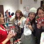 横田基地クリスマスパーティープレゼント交換
