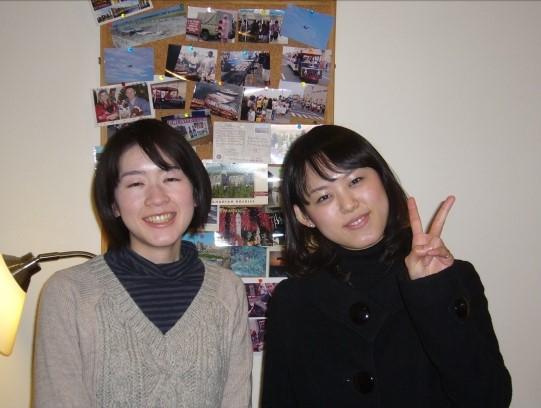 真紀さん・国立市/梓さん・福生